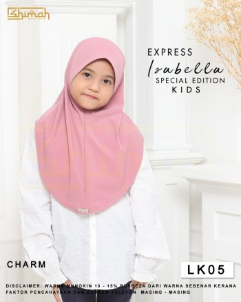 Isabella Special Edition Kids - LK05
