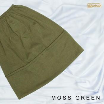 Inner Snowcap - Moss Green