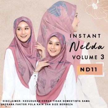 Instant Nelda 3.0 (Size M) - ND11