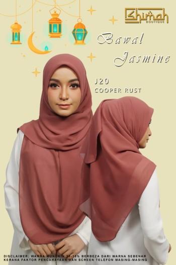 Bawal Jasmine - J20