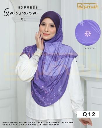Express Qaisara - Q12 (Size XL)