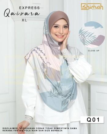 Express Qaisara - Q01 (Size XL)