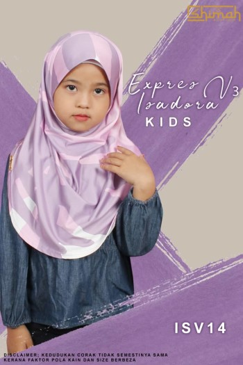 Express Isadora Kids V3 - ISKV14