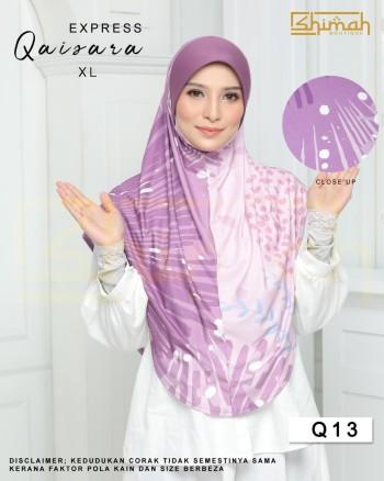 Express Qaisara - Q13 (Size XL)