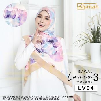 Bawal Laura Vol. 3 (LV04) Bidang 50