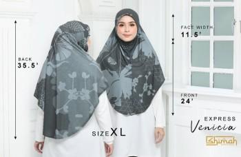 Poster Saiz Express Venicia Size XL