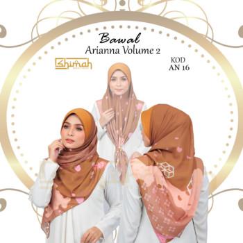 Bawal Arianna Vol. 2 - AN16