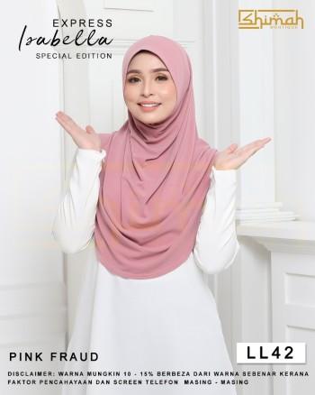 Isabella Special Edition Berdagu (Size XL) - LL42