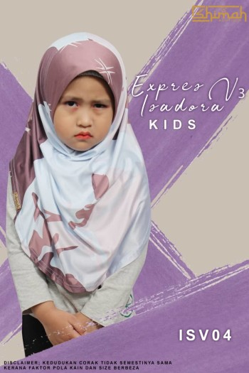 Express Isadora Kids V3 - ISKV04
