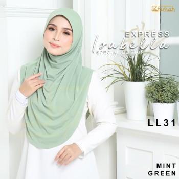 Isabella Special Edition Berdagu (Size XL) - LL31