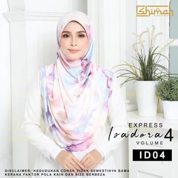 Express Isadora Vol. 4 (Size M & L) - ID04