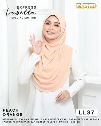 Isabella Special Edition Berdagu (Size XL) - LL37