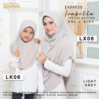 Isabella Special Edition Set - LX06