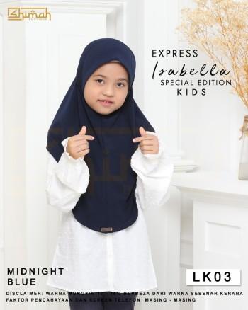 Isabella Special Edition Kids - LK03
