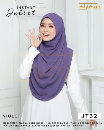 Instant Juliett (Size XL) - JT32