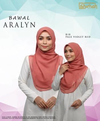 Bawal Aralyn - R18