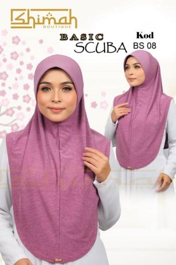Basic Scuba - BS08