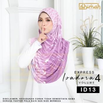 Express Isadora Vol. 4 (Size M & L) - ID13