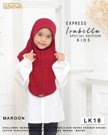 Isabella Special Edition Kids - LK18