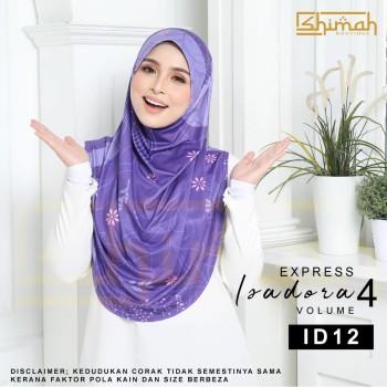 Express Isadora Vol. 4 (Size M & L) - ID12