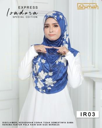 Isadora Special Edition - IR03