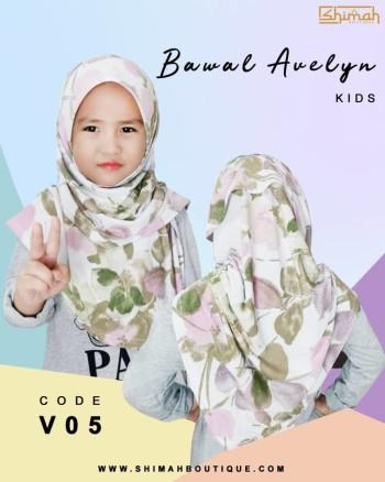 Bawal Avelyn (Size XS) - V05