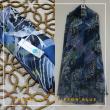 Telekung Chiffon - Blue - Qool Muslimah