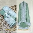 Telekung Zara - Mint Treat - Qool Muslimah