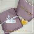 Telekung Armani Silk - Lilac - Qool Muslimah