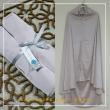 Telekung Armani Silk - Nude - Qool Muslimah