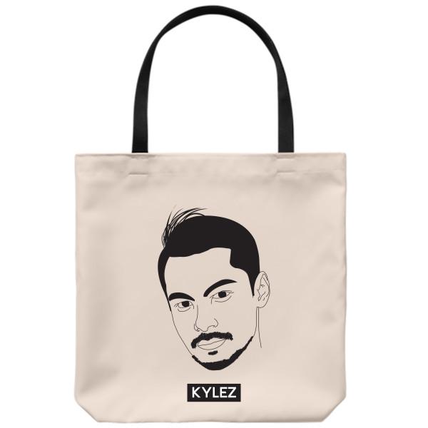 KYLEZ TOTE BAG - Kylez by Syafiq Kyle