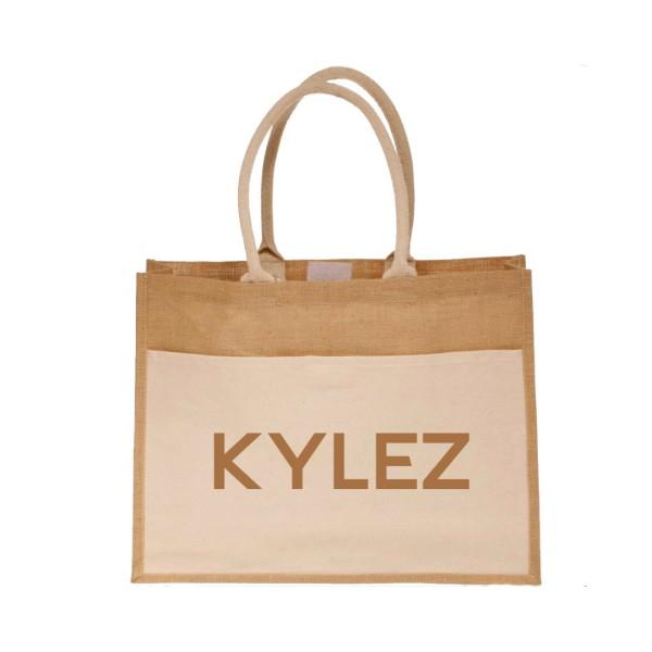 KYLEZ SHOPPER BAG - Kylez by Syafiq Kyle