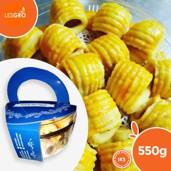 Kek Buah Kukus (600g) - Mamasab - Lesgro