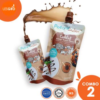 Coklat Krimer Tenusu Manis (250g) - Potonguler