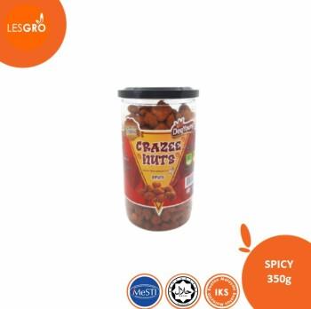 DeqYoung Crazee Nuts - Spicy