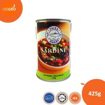 FAIZA Sardin (425g)