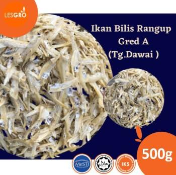 Ikan Bilis Rangup Gred A