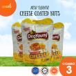 Kacang Bersalut Cheese (50gx3) - DeqYoung - Lesgro