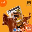 BROWNIES Jr. PACK (100g) - MONSTR - Lesgro