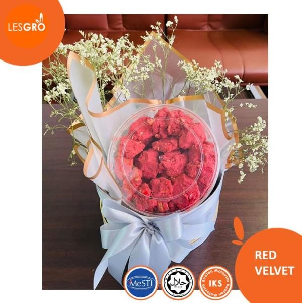 Biskut Red Velvet - KRTB MART - Lesgro