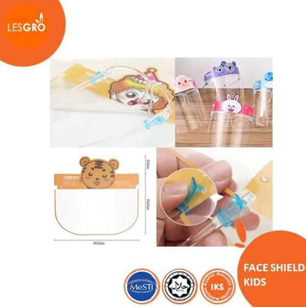 Face Shield Kids (Spec)  - KRTB Mart - Lesgro