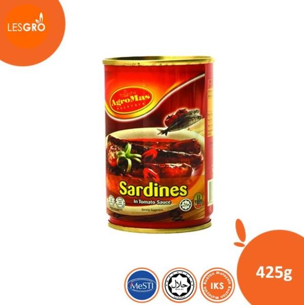 AGROMAS Sardin - 425g - Lesgro