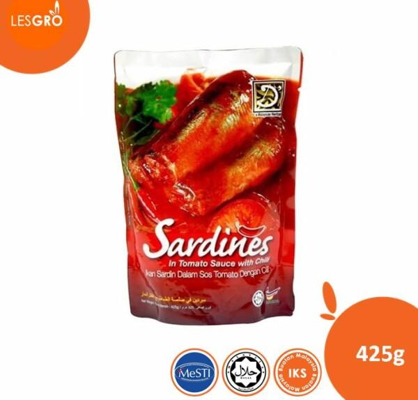 Sardin Viral - 425g - Lesgro