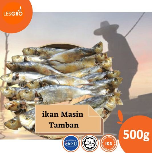 Ikan Masin Tamban  - Lesgro