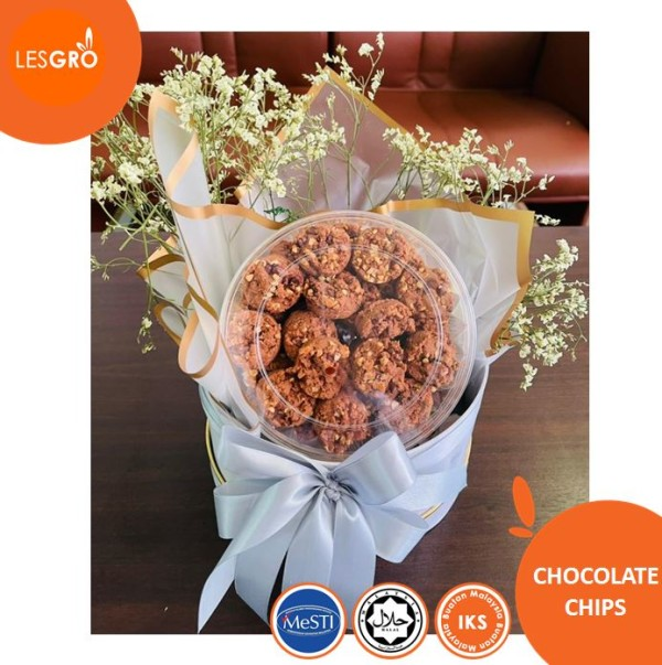 Biskut Chocolate Chips - KRTB MART  - Lesgro
