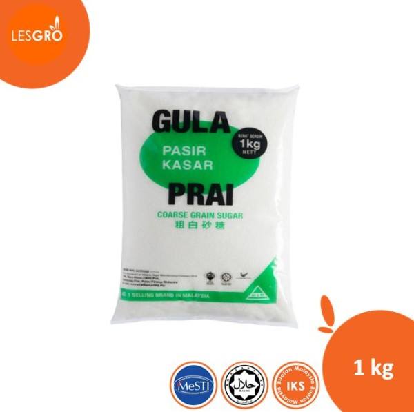 Gula Prai (Pasir Kasar) - Lesgro