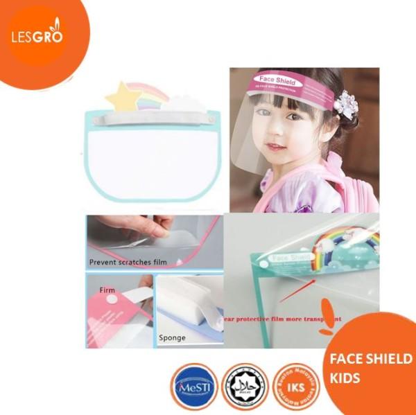 Face Shield Kids (Span) - KRTB Mart  - Lesgro