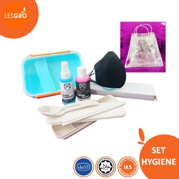 Set Hygiene (270g) - KRTB Mart - Lesgro