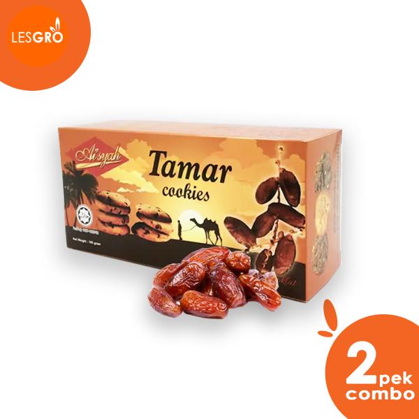 Tamar Cookies - Aishah - Lesgro