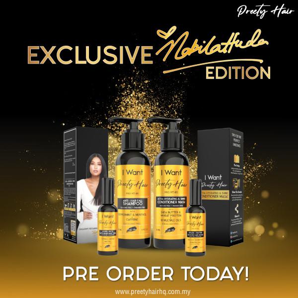 Preety Hair Kit Exclusive - Semenanjung Malaysia - Preety Enterprise